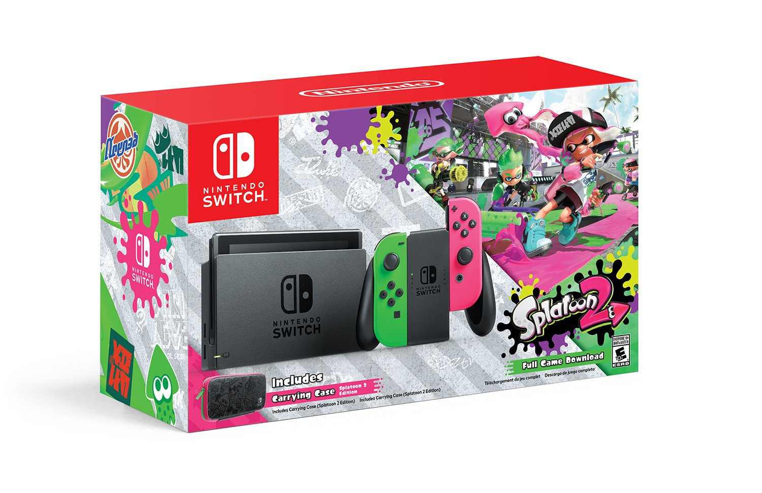 Nintendo Switch List Of All The Models Packs Limited