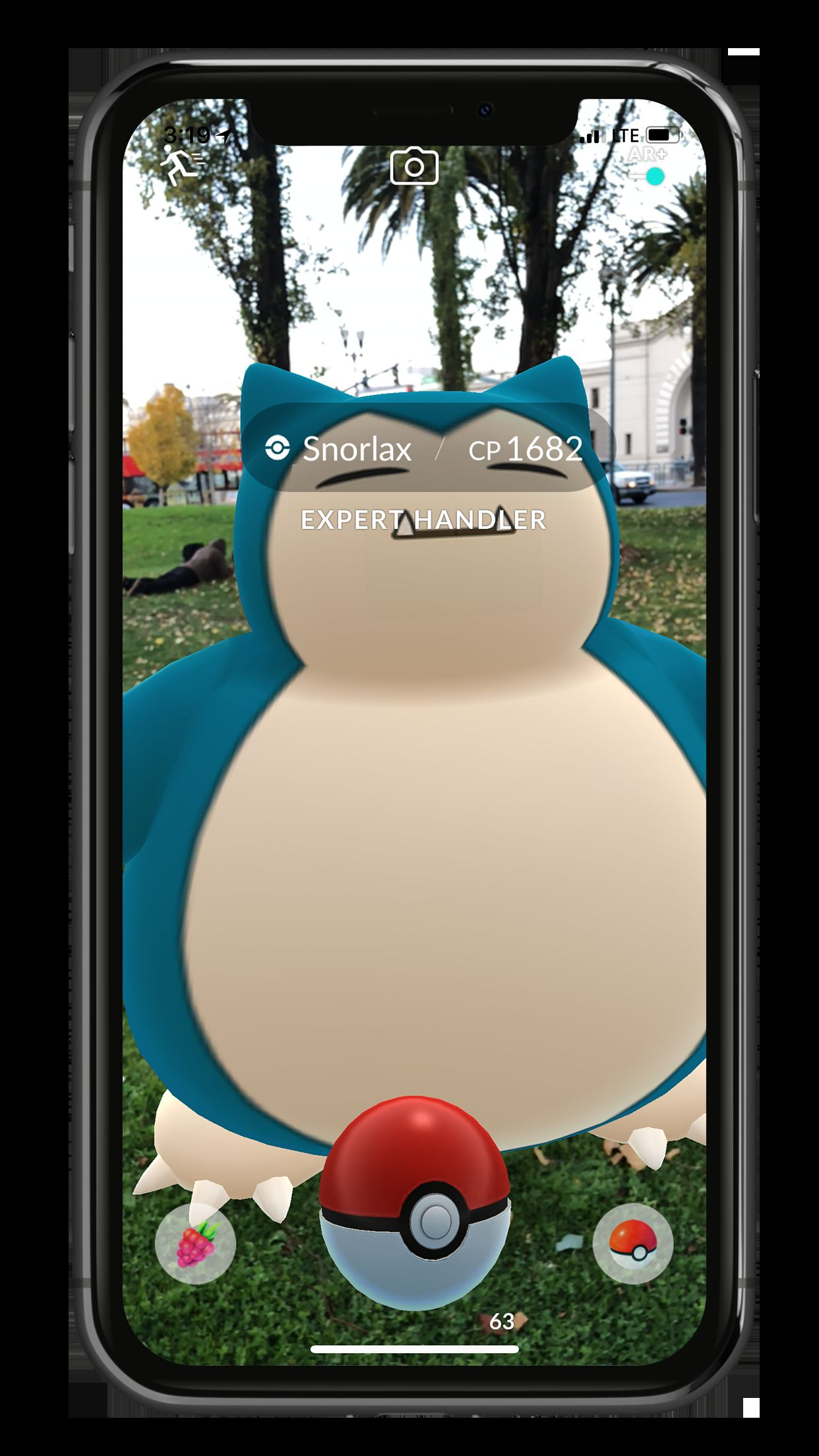 Pokémon GO getting AR+ mode on iOS 11 devices - Perfectly Nintendo