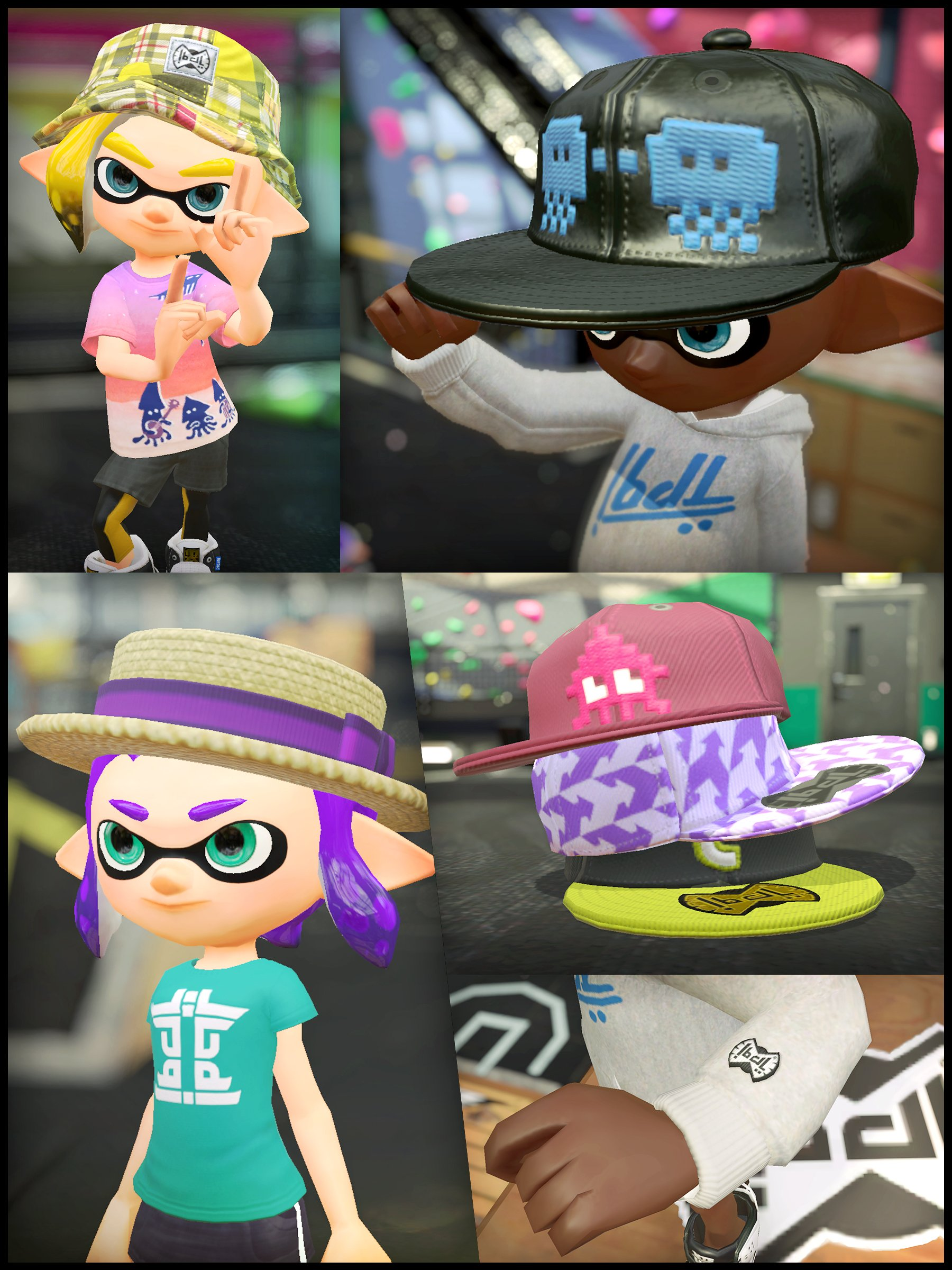 Splatoon 2 All The Details Pics GIFs And More From