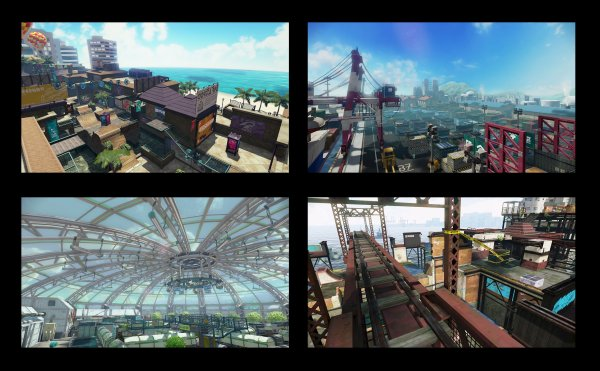 Splatoon latest and last map to be added in a few hours