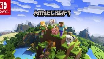 Minecraft and Minecraft: Nintendo Switch Edition - Software updates