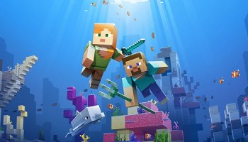 Minecraft (Nintendo Switch): Software updates (latest updates: Ver