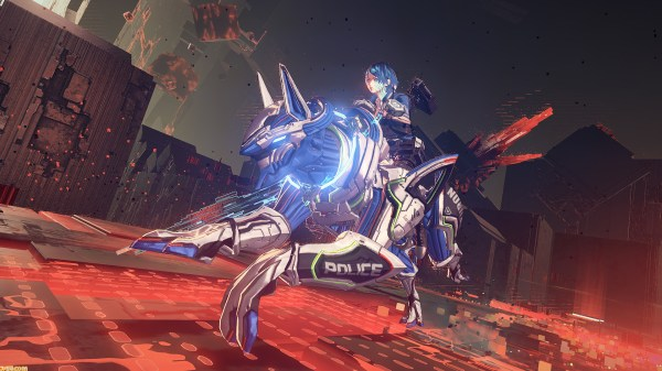 Astral Chain Official Interview Unboxing Video Jp