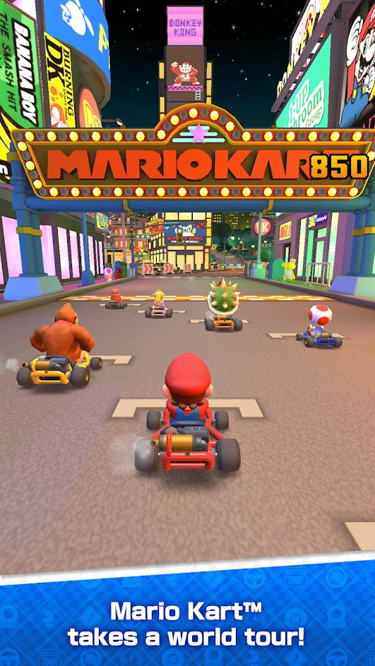 Mario Kart Tour releasing on September 25th; trailer and details - Perfectly Nintendo