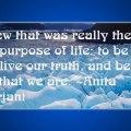 Anita's Quote