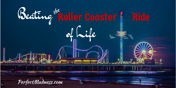 Beating the Roller Coaster Ride of Life on PerfectMadness.com