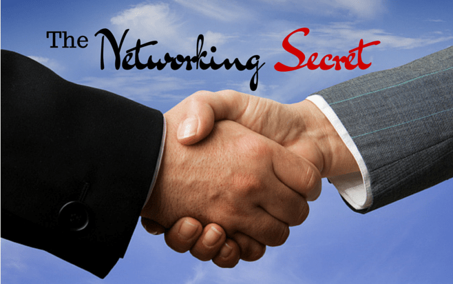 The Networking Secret