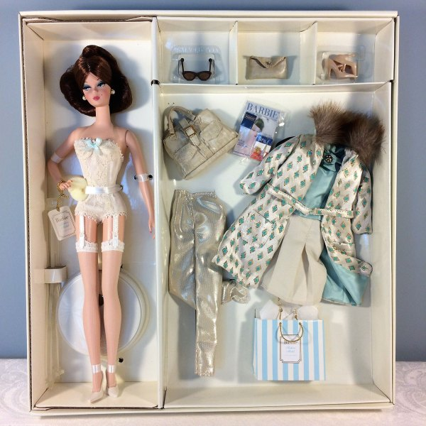 Continental Holiday Barbie - Perfectory Edition