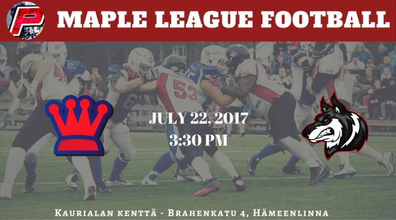 Wasa Royals Look for Revenge Against the Hämeenlinna Huskies