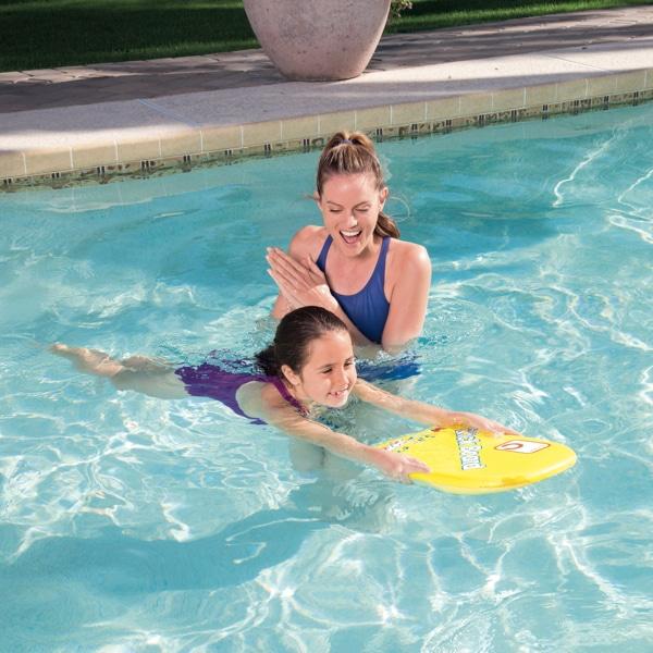 Tabla de Natacin Bestway Step C Swim Safe  PERFECT POOL