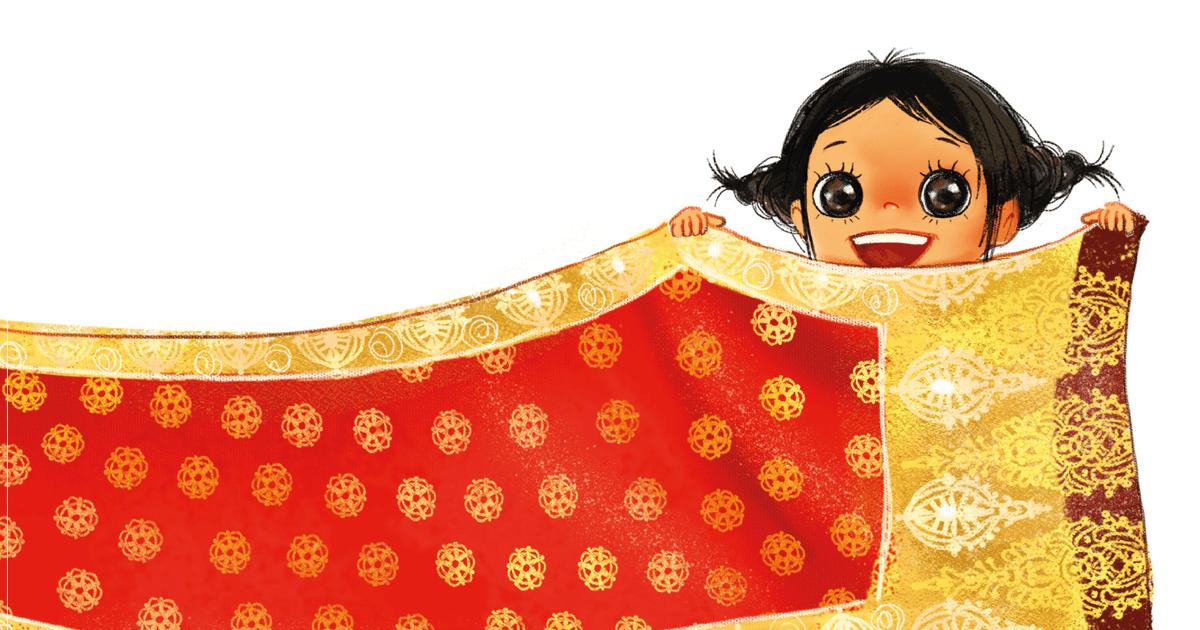 Rani Buys a Sari