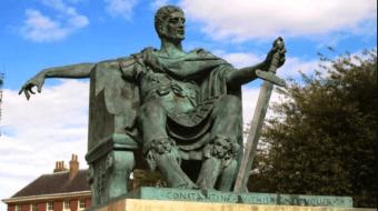 Κωνσταντίνος ο Μέγας αιματοβαμμένος, στιγματισμένος με αναρίθμητες κακουργίες και απάτες