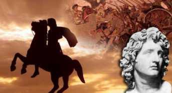 Μέγας Αλέξανδρος Μυθικοί Θεοί Χωρίς Αξία Ένας Έλληνας Θεός Επελαύνει