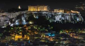 Η Αθήνα που σου κλέβει την καρδιά μέσα από ένα ανεπανάληπτο βίντεο!