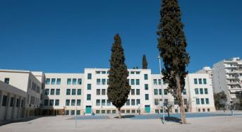 Το ιστορικό 8ο Γυμνάσιο Αθηνών