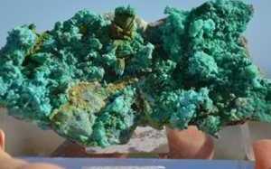 Μοναδικό παγκοσμίως ορυκτό ανακαλύφθηκε στο Λαύριο!