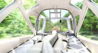 Αυτό είναι το πιο πολυτελές τρένο στον κόσμο
