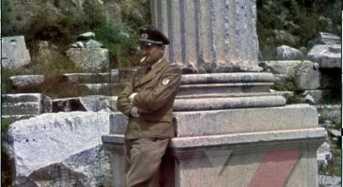 Μοναδικές έγχρωμες φωτογραφίες από την περίοδο της Γερμανικής Κατοχής.