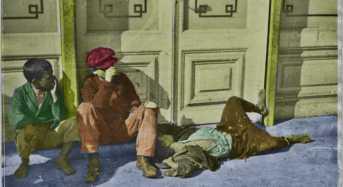 Οι μικροί Γαβριάδες του λιμανιού (Τα παιδιά του Πειραιά)