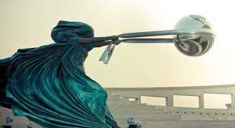 Αγάλματα και γλυπτά που αψηφούν τον νόμο της βαρύτητας