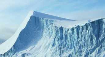 Έλιωσε το μεγαλύτερο παγόβουνο στον πλανήτη