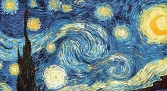 Δημιουργεί κλασικούς πίνακες ρίχνοντας χρώμα σε νερό!