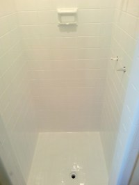 Ceramic Tile Refinishing/Re-Glazing - Jacksonville FL