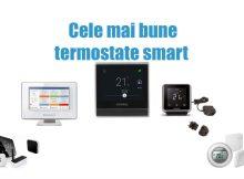 Cele mai bune termostate smart