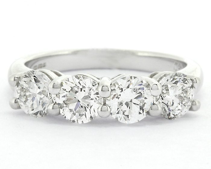 2.02ct Four Stone Diamond Eternity Ring MD021 Ireland