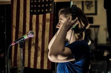 Emily on vocals.