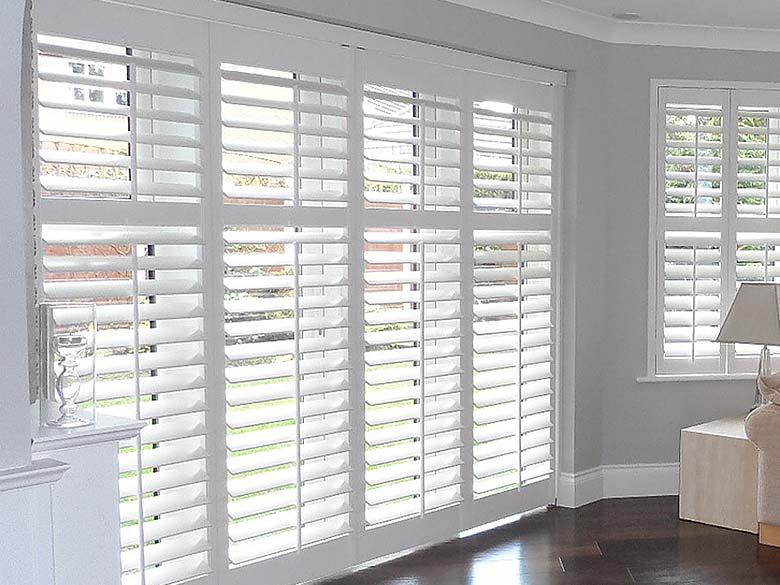 patio shutters plantation shutters