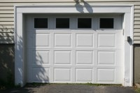 Garage Door Panels With Windows