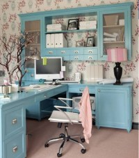 22 Fantastic Office Table Decorating Ideas | yvotube.com