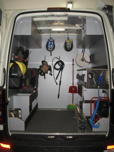 Perfectvan  Equipamiento de furgonetas camper y
