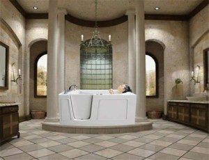 San Diego Walk In Bathtubs Senior Bathtubs Perfect