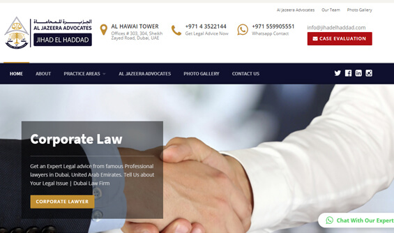 best lawyer in dubai