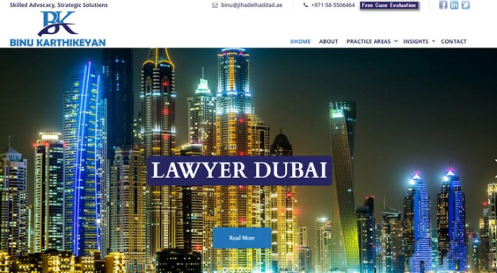 Dubai best lawyer