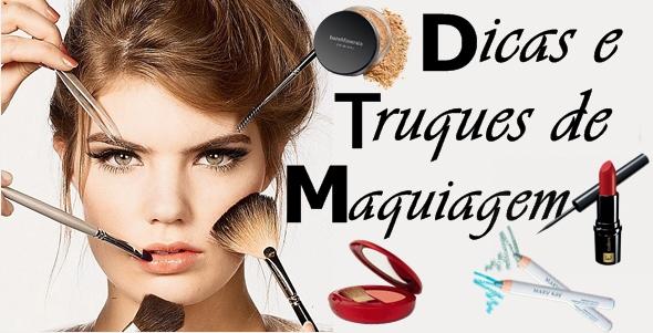 Resultado de imagem para truques de maquiagem