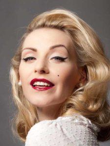 Marilyn Monroe Kostüm Und Look – Make Up Style Kleid & Frisur