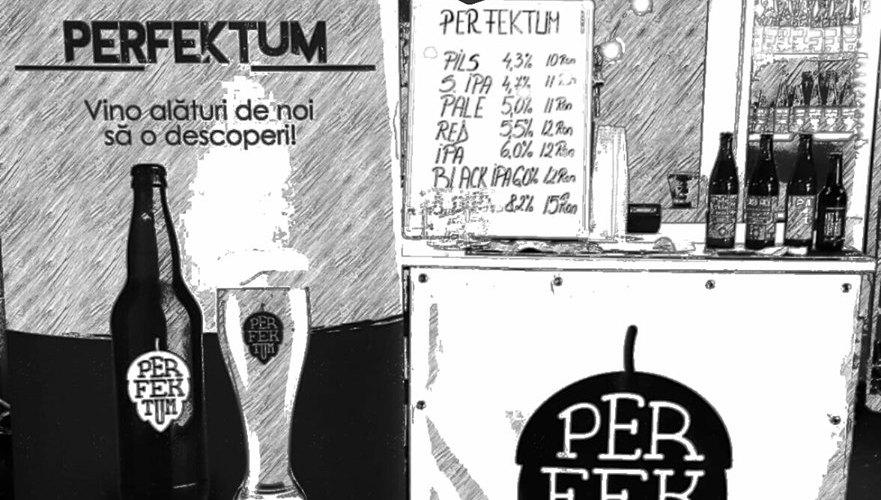 Perfektum bere artizanala sf gheorghe - 2019
