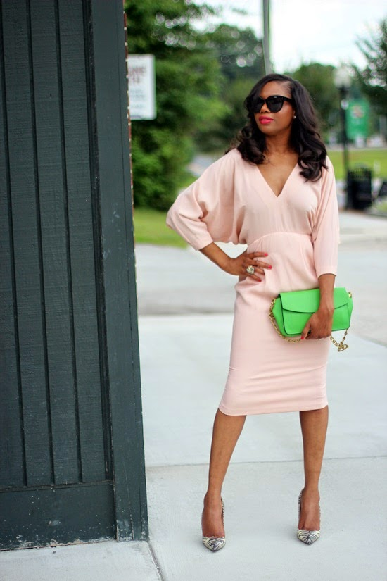 Awed by Monica Perfect Wedding Guest Outfit