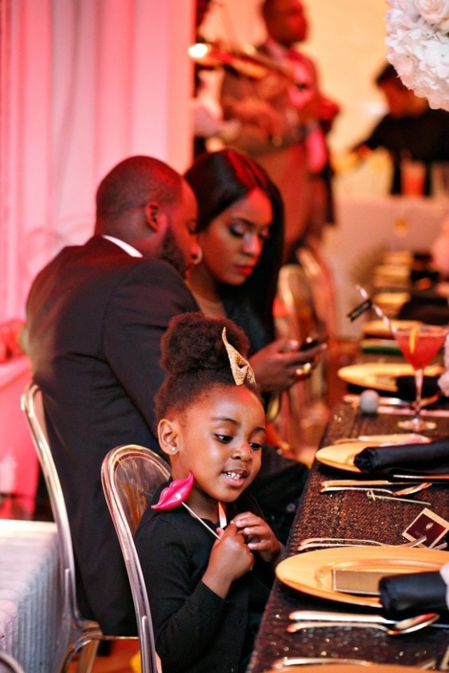 Black and Gold Party Inspiration by Elle's Couture Events 27