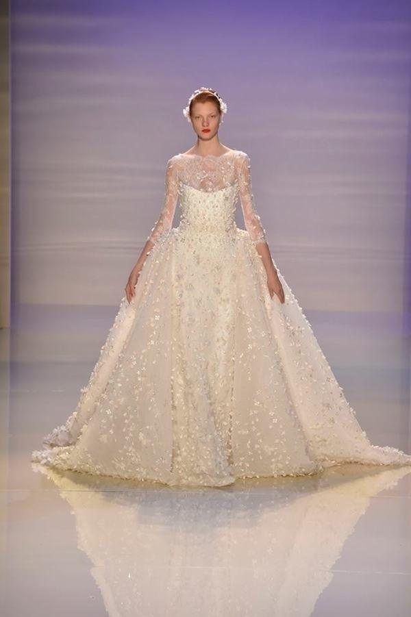 Georges Hobeika Wedding Dress