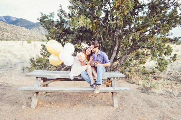 New Mexico Engagement Shoot by Lillabella Photography 19