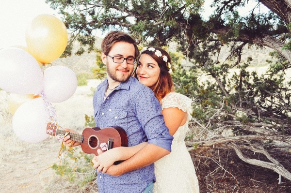 New Mexico Engagement Shoot by Lillabella Photography 23