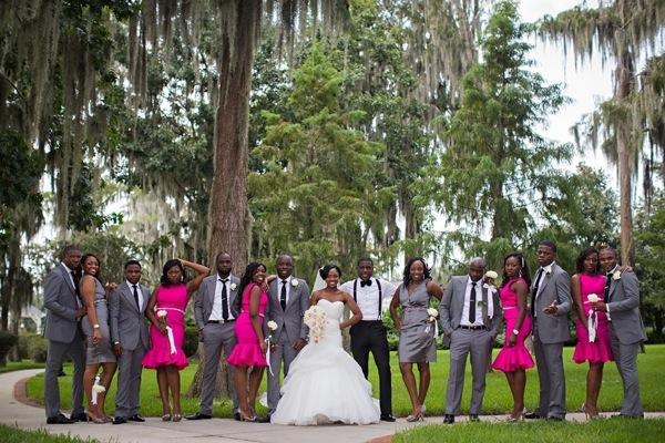 Heaven Orlando Wedding by Dotun Ayodeji Photography 66