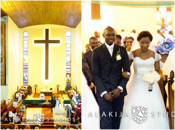 Lagos wedding