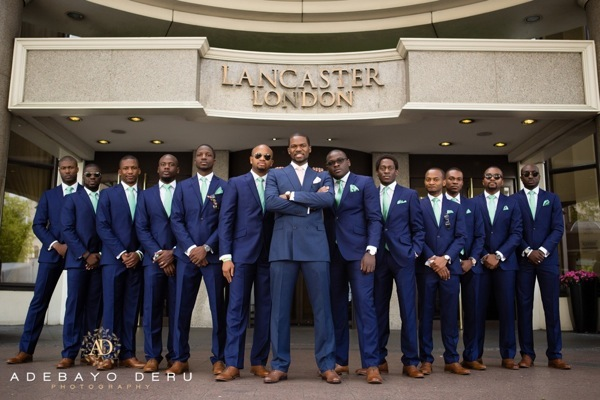 Landmark London Wedding by Adebayo Deru Photography 27
