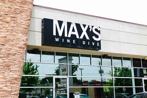 Maxs Wine Dive Wedding by Kristen Curette 74