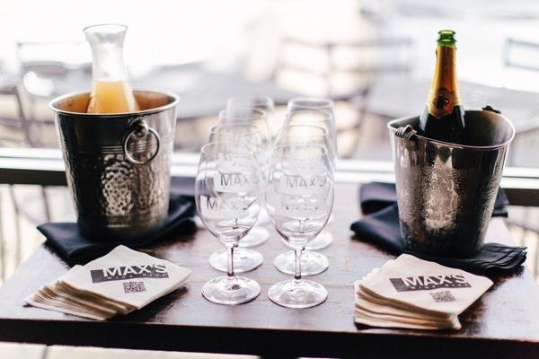 Maxs Wine Dive Wedding by Kristen Curette 75